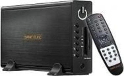 Dane-Elec So Speaky HDMI 500GB Odtwarzacz multimedialny