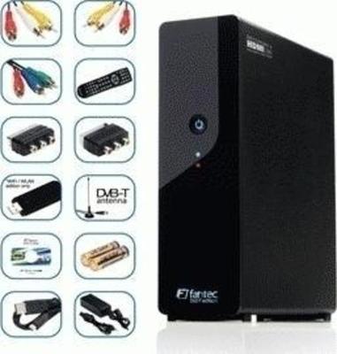 Fantec MM-HDRTV + WiFi Odtwarzacz multimedialny