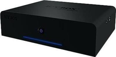 Icy Box IB-MP304S-B Odtwarzacz multimedialny