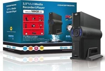 Conceptronic Multi Media Recorder&Player Odtwarzacz multimedialny