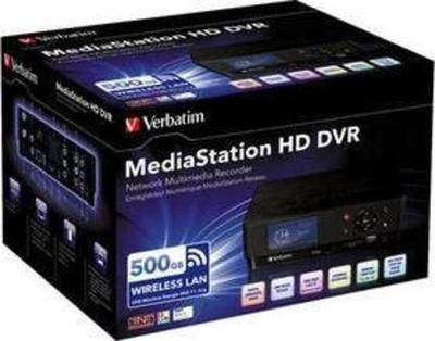 Verbatim MediaStation HD DVR 500GB Multimediaplayer