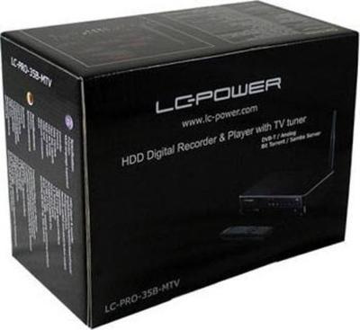 LC-Power LC-PRO-35B-MTV Odtwarzacz multimedialny