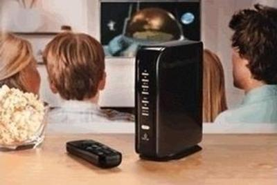 Iomega ScreenPlay Director HD 2TB Odtwarzacz multimedialny