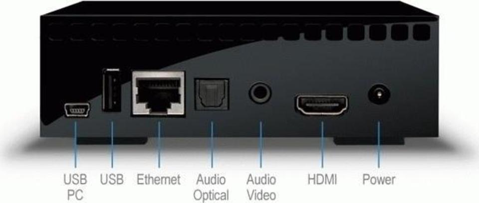 LaCie LaCinema Mini HD 500GB