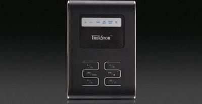 Trekstor MovieStation Pocket 320GB Odtwarzacz multimedialny