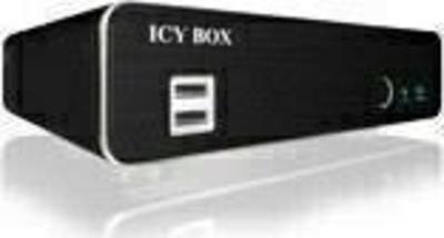 Icy Box IB-MP309HW-B Odtwarzacz multimedialny