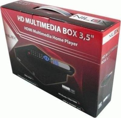 Nilox MTHD0203ER Odtwarzacz multimedialny