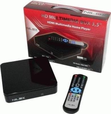 Nilox MTHD0205ER Odtwarzacz multimedialny
