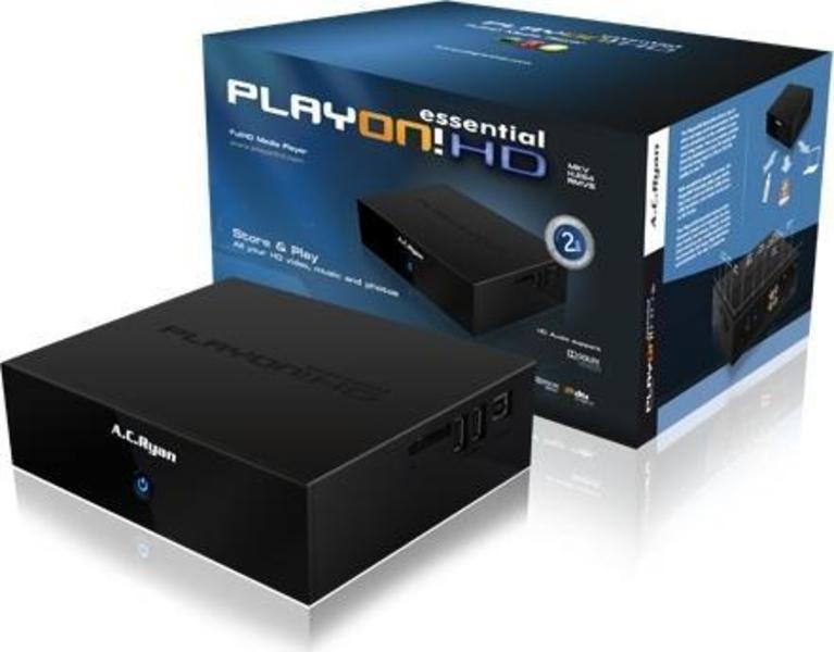 AC Ryan PlayON! HD Essential 2TB