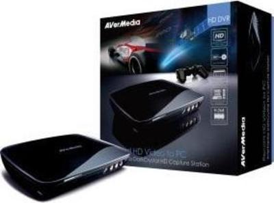 AVerMedia DarkCrystal HD Capture Station C874