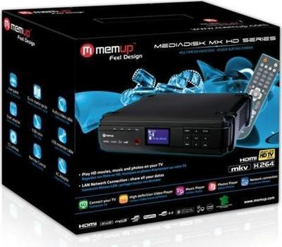 Memup MediaDisk MX HD 1TB Odtwarzacz multimedialny