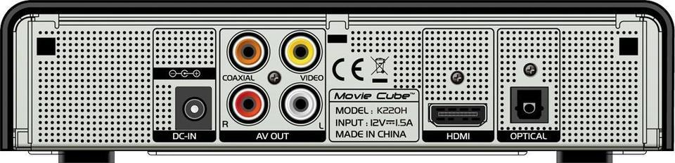 Emtec Movie Cube K220H 1TB