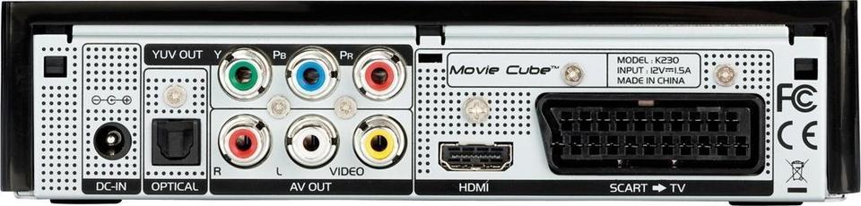 Emtec Movie Cube K230 2TB