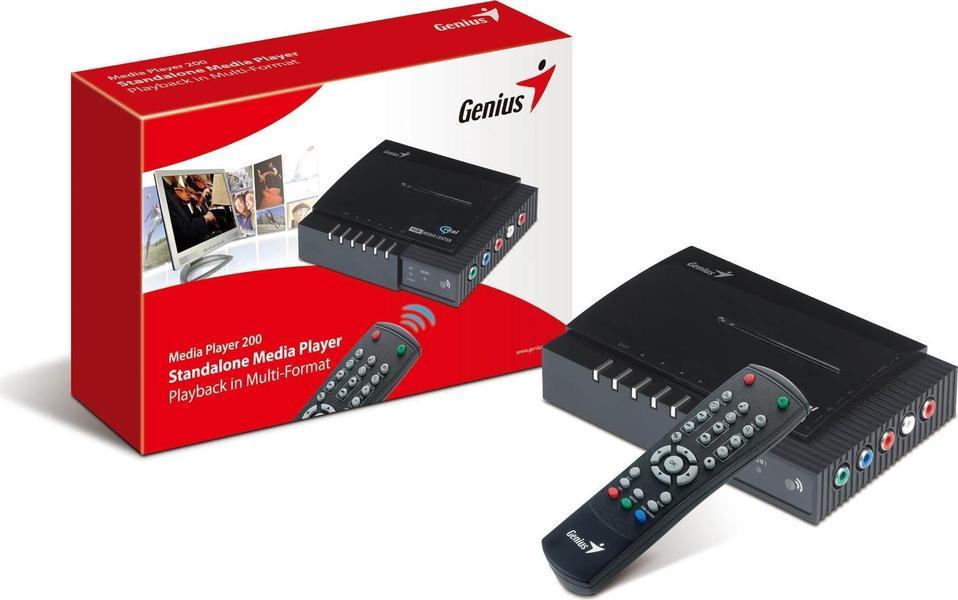 Genius Media Player 200