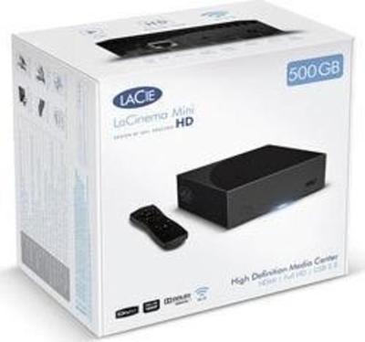 LaCie LaCinema Mini HD 1TB Odtwarzacz multimedialny