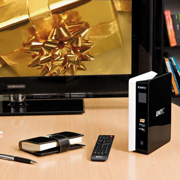 Emtec Movie Cube S800H WiFi 1.5TB