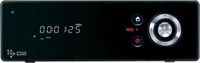 O2media HMR-600W 500GB Odtwarzacz multimedialny