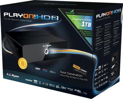 AC Ryan PlayON! HD2 2TB Odtwarzacz multimedialny