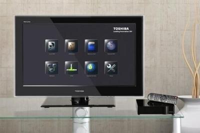 Toshiba Stor.E TV+ 1.5TB Odtwarzacz multimedialny