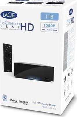 LaCie LaCinema PlayHD 1TB Odtwarzacz multimedialny