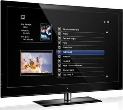 LaCie LaCinema PlayHD 2TB Odtwarzacz multimedialny