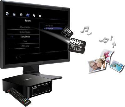 Eminent EM7180 2TB Odtwarzacz multimedialny