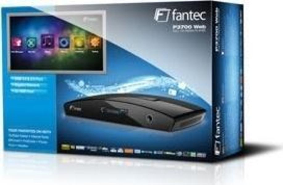 Fantec P3700 + WiFi 1.5TB