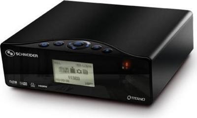 Schneider Titano MKV HD 500GB Odtwarzacz multimedialny