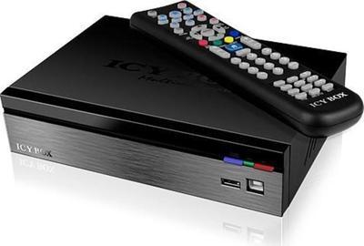Icy Box IB-MP3012DVB-T Odtwarzacz multimedialny