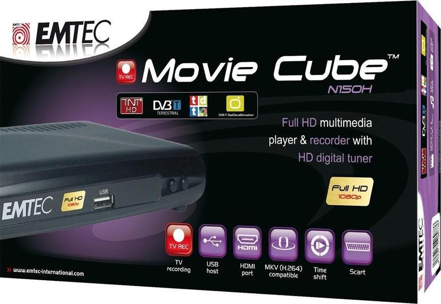 Emtec Movie Cube N150H