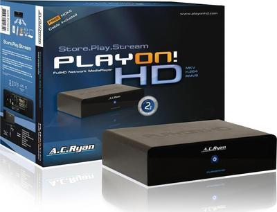 AC Ryan PlayON! HD+ WiFi Odtwarzacz multimedialny