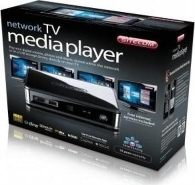 Sitecom MD-273 Odtwarzacz multimedialny