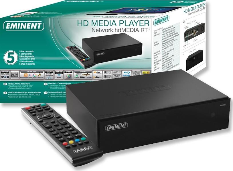 Eminent EM7280 WiFi 1TB