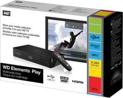 WD Elements Play 1TB Odtwarzacz multimedialny