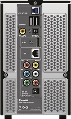 iconBIT XDS200DUO Odtwarzacz multimedialny