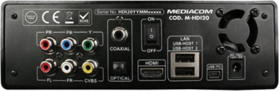 Mediacom MyMovie i20
