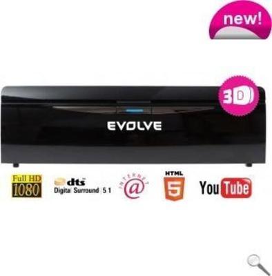 Evolve HMC-IF3D