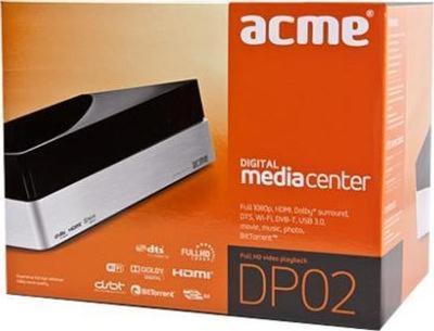 Acme DP-02 Digital Media Player