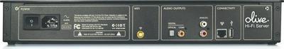 Olive O4 500GB Odtwarzacz multimedialny