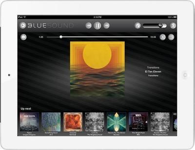 Bluesound PowerNode Odtwarzacz multimedialny