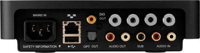 Simple Audio Roomplayer I Odtwarzacz multimedialny