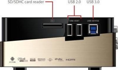 iconBIT XDS1003D 1TB Odtwarzacz multimedialny