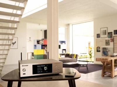 Pioneer N-P01 Odtwarzacz multimedialny