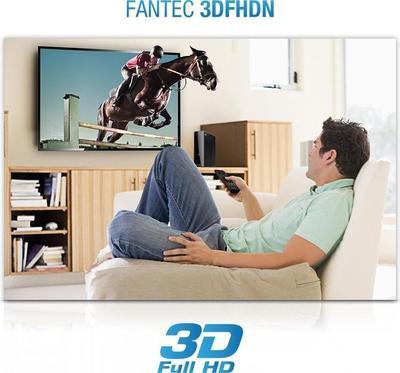Fantec 3DFHDN 6TB Odtwarzacz multimedialny