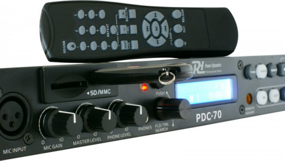 Power Dynamics PDC-70