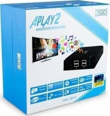 3GO APlay 2 Odtwarzacz multimedialny