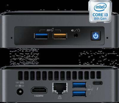 Vision VMP-8I3BEK 8/240 Odtwarzacz multimedialny
