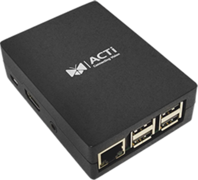 ACTi MDS-100 Digital Media Player