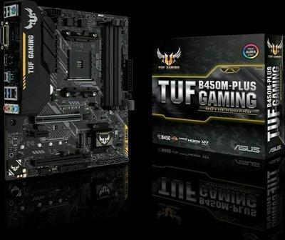 Asus TUF B450M-PLUS Gaming Motherboard