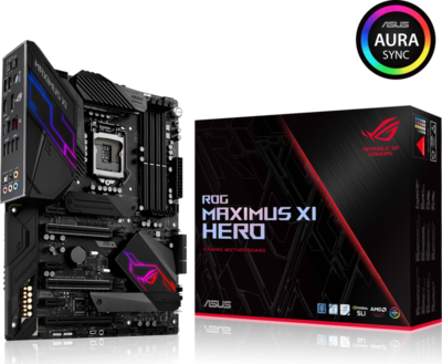 Asus ROG Maximus XI Hero Motherboard
